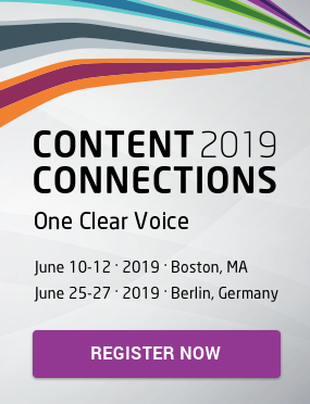 Content Connections 2019